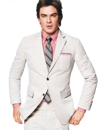 Ian Somerhalder in GQ