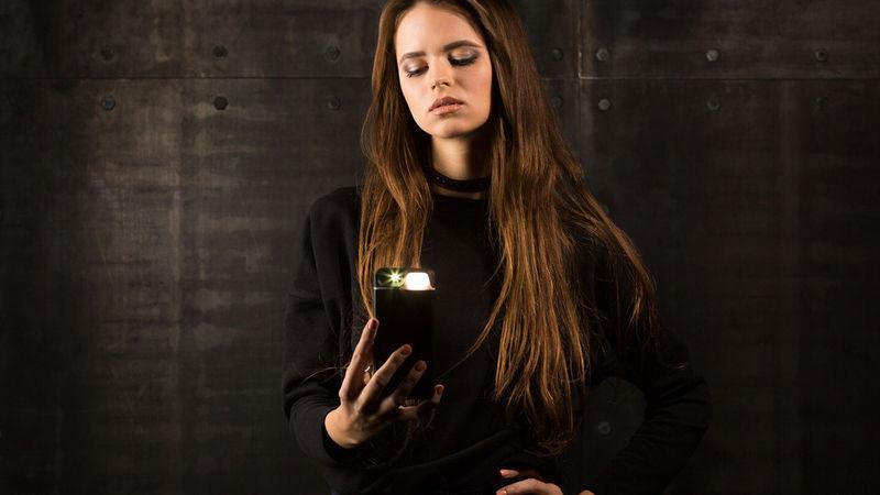 Illuminating Phone Cases