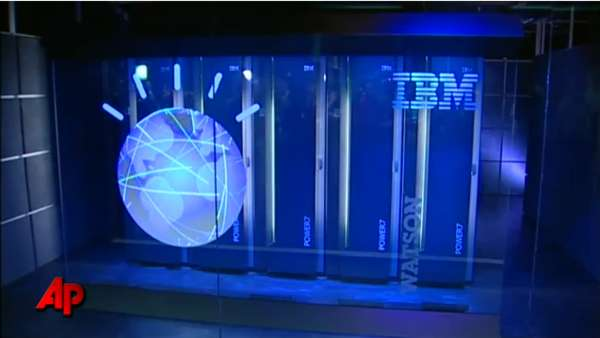 IBM Jeopardy Computer