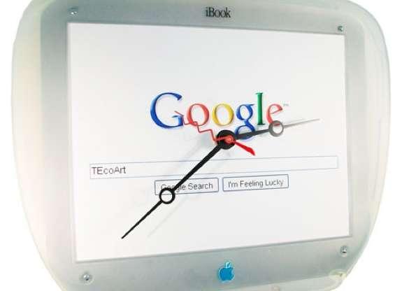 E-Waste Wall Clocks