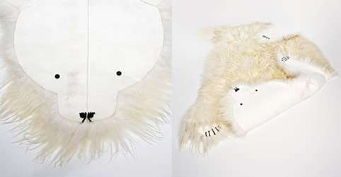 Imposter Animal Fur Decor