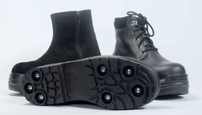 Retractable Spike Ice Boots