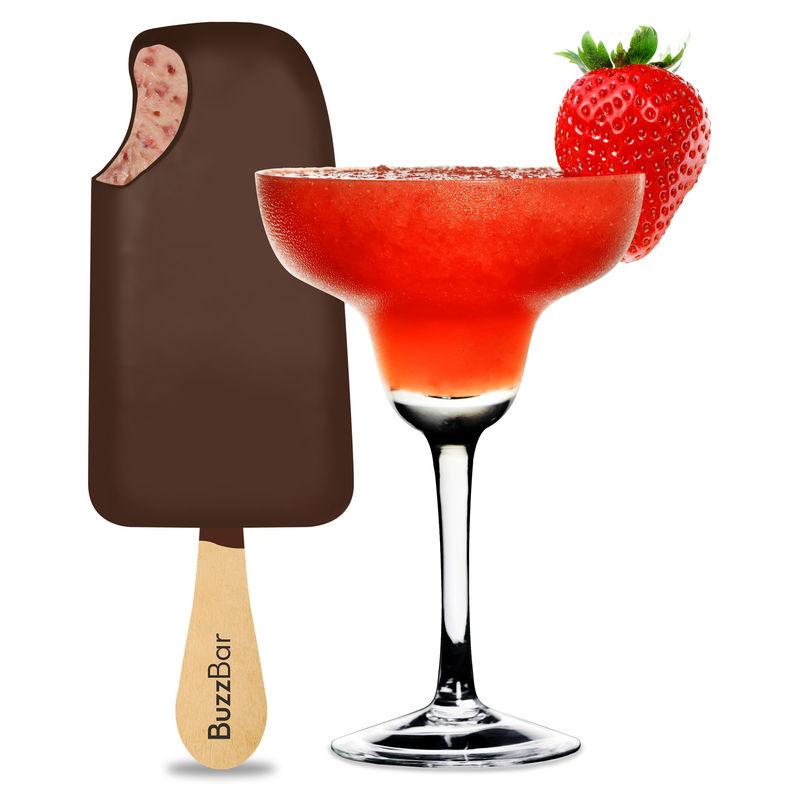Boozy Ice Cream Bars