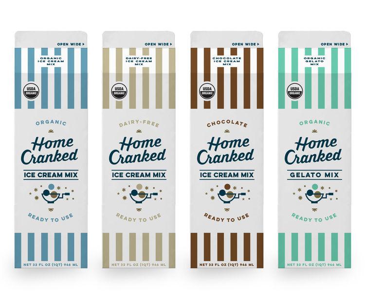 Homemade Ice Cream Mixes