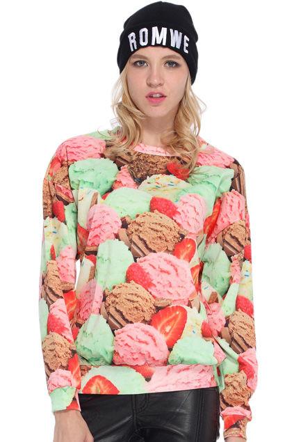 Decadent Dairy Dessert Sweaters