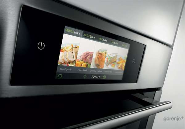 Touch Screen Cooktops