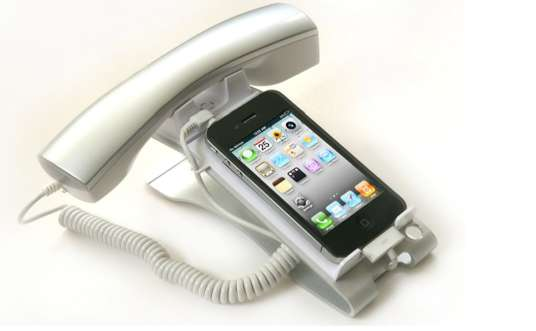 Sleek Retro Smartphone Stands