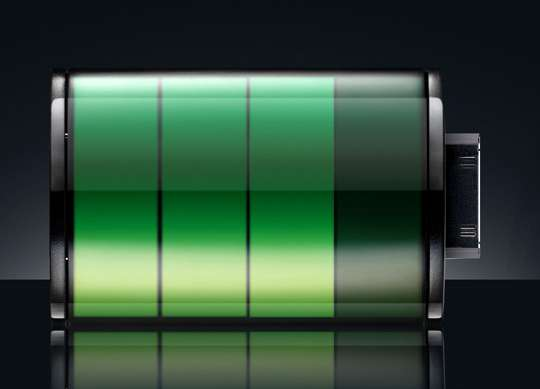 icon battery for iphone