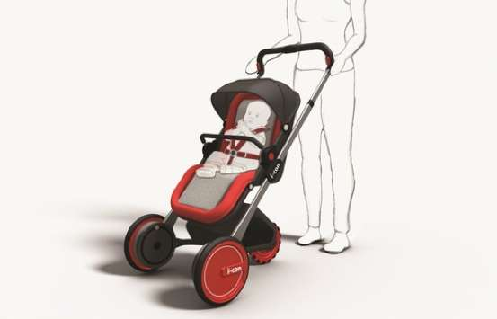 Power-Conserving Prams