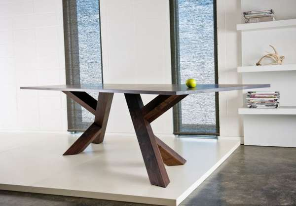 Branched Table Legs Iconoclast Dining Table