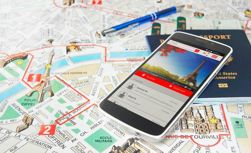 Travel-Specific Smartphones