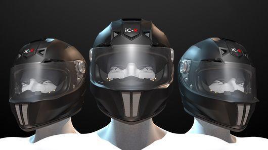Smart Motorcycle Helmets