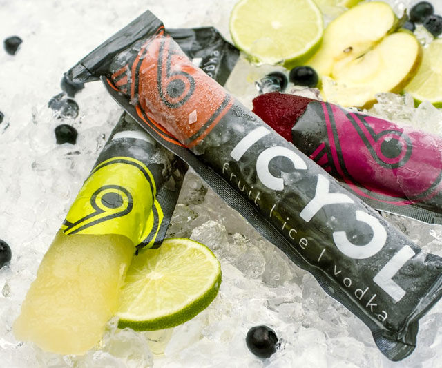 Frozen Adult Beverages