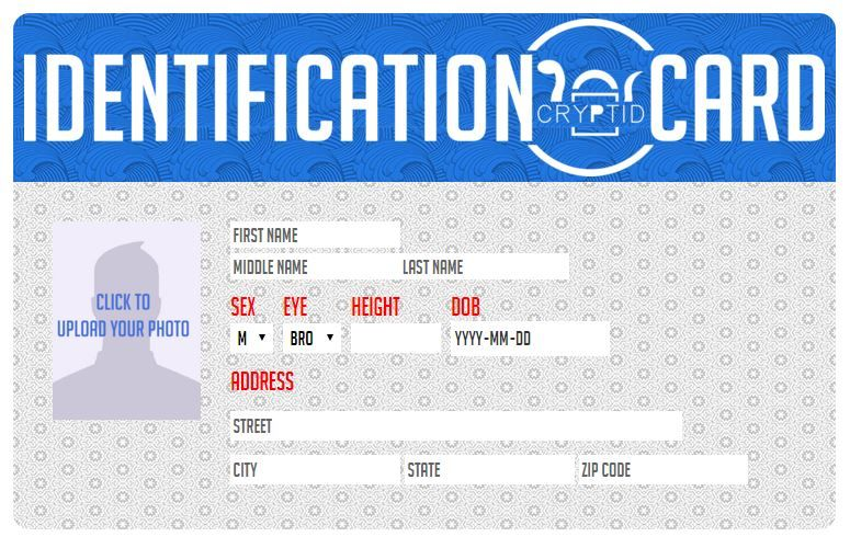 Anti-Fraud ID Cards
