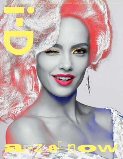 Color-Collaged Pop Art Covers