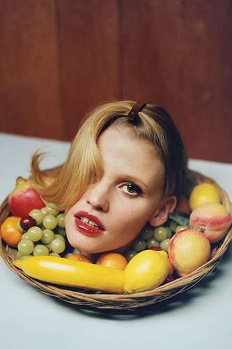 Sumptuous Supermodel Editorials