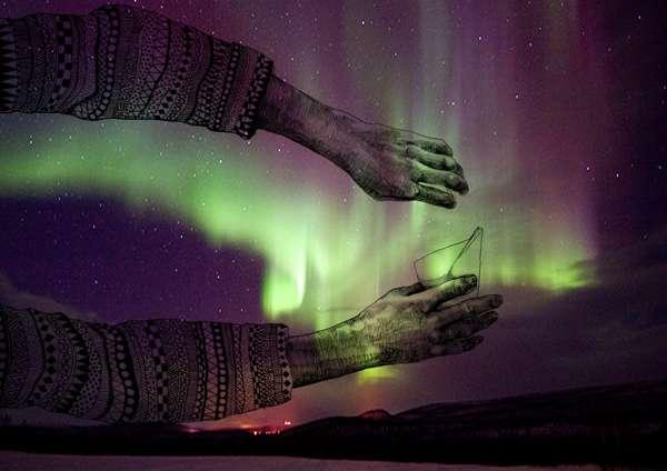 Intimate Aurora Artistry
