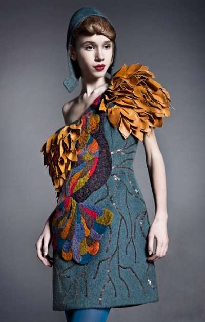 Sculptural Scarecrow Styles