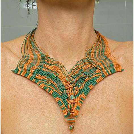 Woven Tribal Jewelry Ifat Creations