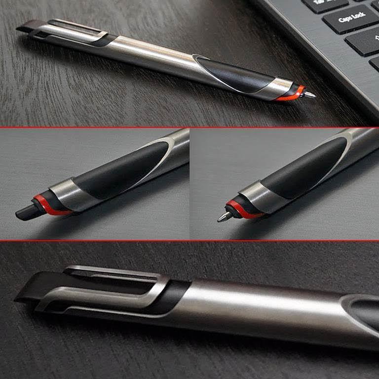 Minimalist Titanium Pens