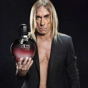 Iggy Pop for Paco Rabanne