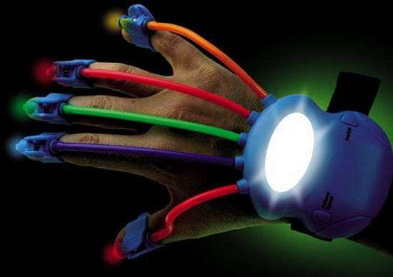 Hi-Tech Hands