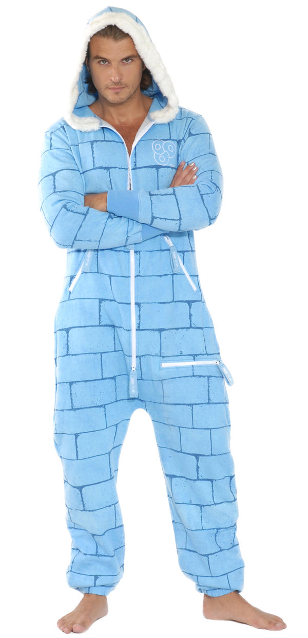Snow Shelter-Inspired Onesies