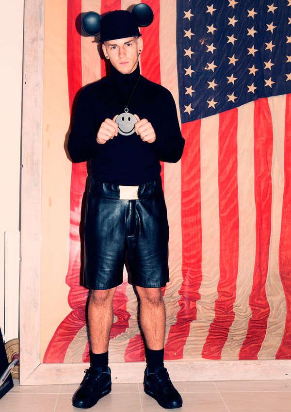 Eclectic Americana Portraits