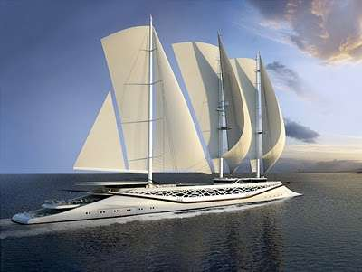 Symbolic Luxury Sailboats