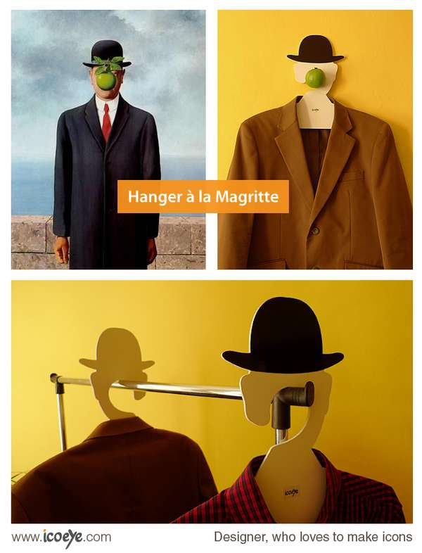 Surrealist Clothes Hooks