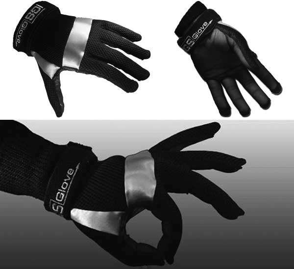 Sophisticated Finger-Tracking Gloves