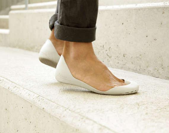 Ventilated Ergonomic Footwear