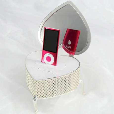 Japan iheart  speaker iPod