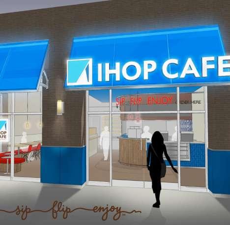 Comfort Food Coffeehouses