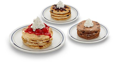 Promotional Pancake Offers