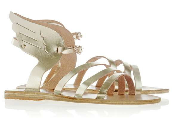 ikaria ancient greek sandals