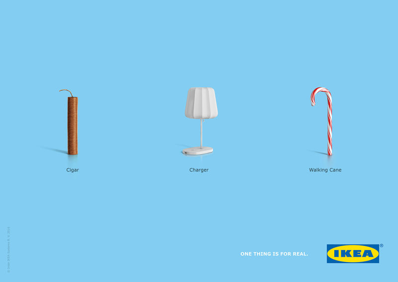 Unconventional Object Ads