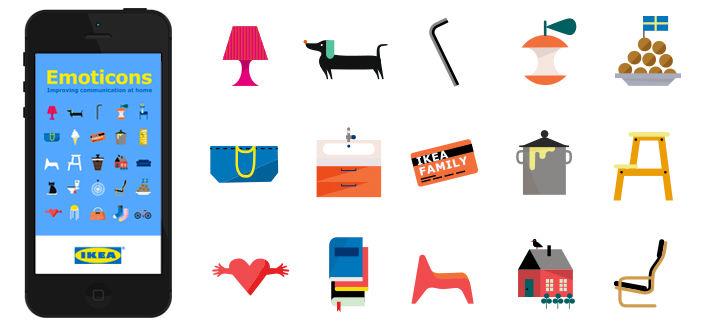 Furniture Branded Emojis