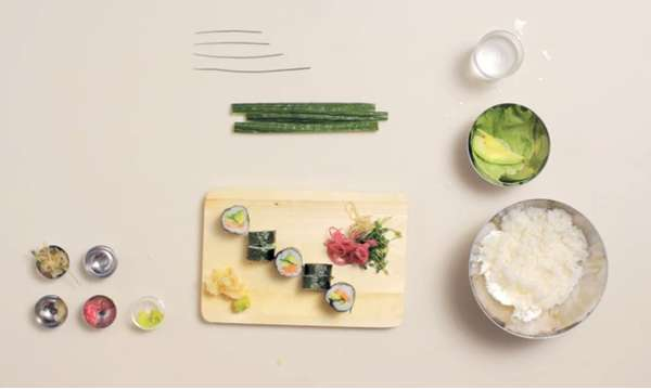 Methodical Cooking Commercials