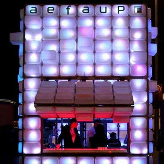 Upcycled Rave Bars