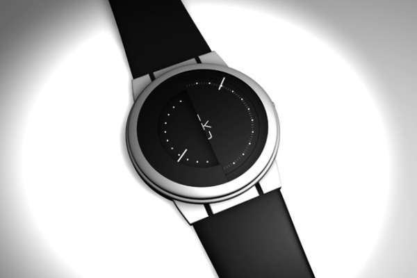 Two-Faced Watch Concepts