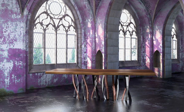 Tentacle Leg Tables