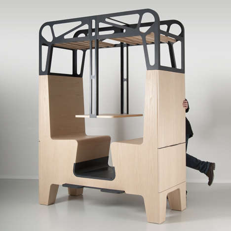 Dual Dining Compartments