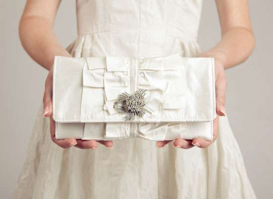 Whimsical Wedding Clutches