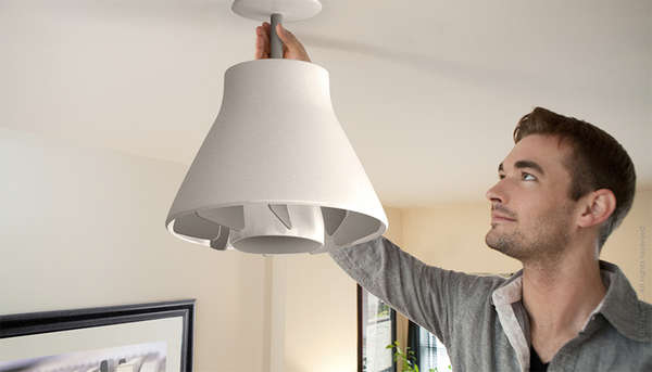 Hybrid Ventilating Lamps