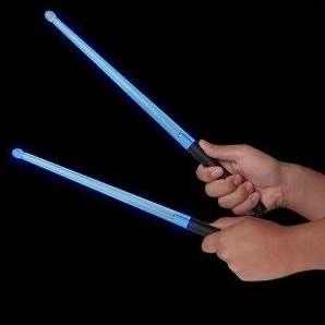 Illuminated Drumsticks