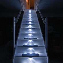 Led Staircases Stair Lights Home System Illuminates Every