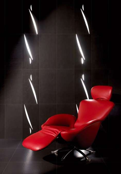 Illuminated Wall Tiles