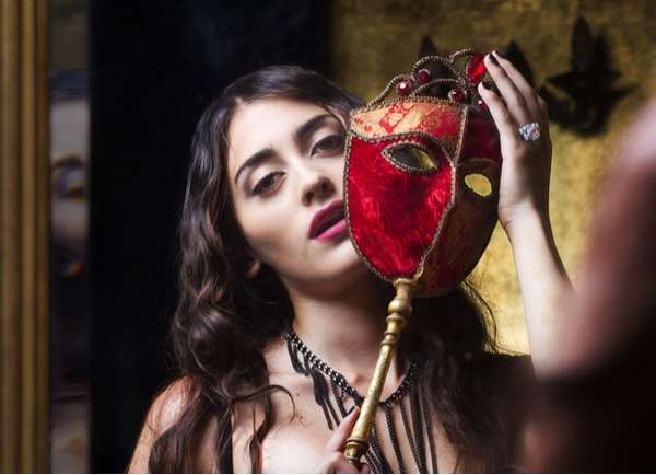 Sensual Masquerade Shoots