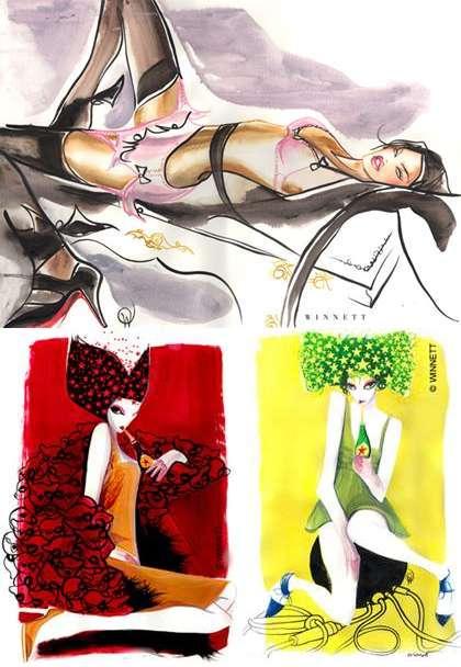 Provocative Watercolors